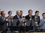 Le Vietnam salue l'adoption de l'accord de Paris sur le climat