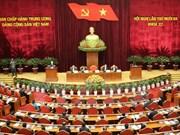 Ouverture du 13e Plénum du Comité central du Parti communiste du Vietnam