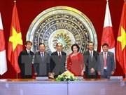 Les relations Vietnam - Japon connaissent un bel essor