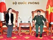 Maintien de la paix : le Japon partage ses expériences avec le Vietnam