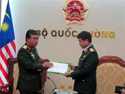 Le Vietnam invité au Salon asiatique de la défense en Malaisie