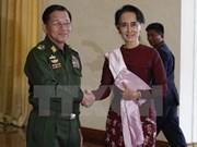Le Myanmar adopte le projet-cadre du dialogue politique