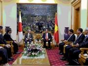 Le Vietnam et le Japon intensifient leur coopération dans la sécurité