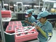 Record des exportations vietnamiennes de téléphones et accessoires