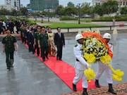 Les célébrations du 71e anniversaire de l'Armée vietnamienne au Cambodge