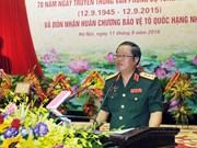 Mobiliser l'ensemble du peuple dans la défense nationale