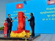 """Vietnam-Cambodge: La démarcation frontalière """"essentiellement achevée"""""""