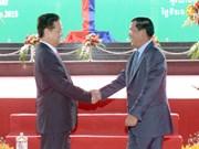 Le Vietnam et le Cambodge inaugurent les bornes frontières N°30 et N°275