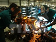La production industrielle connaît la hausse la plus importante en cinq ans