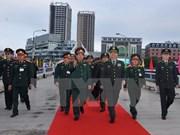 Vietnam-Chine: conversation téléphonique entre les ministres de la Défense