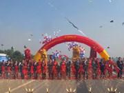 Inauguration de l'autoroure Hanoi-Bac Giang