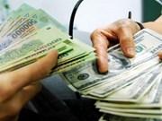 Dépréciation du dollar américain face au dông vietnamien
