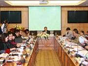 Conférence sur la mise en œuvre des tâches du secteur judiciaire