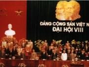 Le 8e Congrès national du Parti Communiste du Vietnam