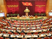 Ouverture du 14e Plénum du CC du PCV (XIe mandat)