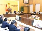 Le Comité permanent de l'AN va se réunir le 14 janvier
