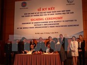 La BM soutient la création d'un site web sur le commerce national
