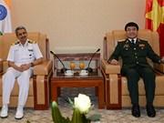 Défense : Vietnam et Inde renforcent leur coopération