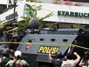 L'Indonésie frappée par des attentats revendiqués par l'EI