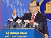 Le Vietnam demande à l'OACI de modifier la carte de la FIR de Sanya