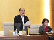Clôture de la 44e réunion du Comité permanent de l'AN
