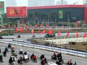 Le 12e Congrès national du Parti va débuter demain à Hanoi