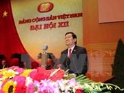 Le 12e Congrès national du PCV débute à Hanoi