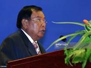 Laos: Bounnhang Vorachith élu secrétaire général du PPRL