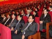Communiqué de presse sur la 4e journée du 12e Congrès national du PCV