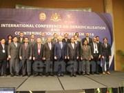 Le Vietnam aux côtés de la communauté internationale dans la lutte contre l'extrémisme violent
