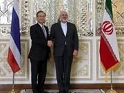 Iran et Thaïlande promeuvent leur coopération économique