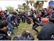 À la découverte des rituels et du jeu de tir à la corde chez les Tày