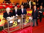 Le PCV élit le Comité central de son 12è mandat