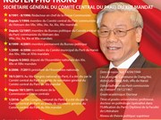 [Infographie] Biographie du Secrétaire général du CC du PCV (12è mandat)