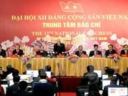 La presse contribue au succès du 12e Congrès national du PCV