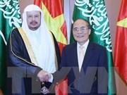 Le Président du Conseil de la Choura d'Arabie saoudite termine sa visite officielle au Vietnam