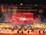 Le Laos et le Cambodge félicitent le Parti communiste du Vietnam pour son 86e anniversaire