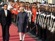 Inde et Thaïlande renforcent leurs relations bilatérales
