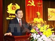 Têt : le président de la République présente ses vœux
