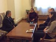 Le Vietnam demande à l'Ukraine de traiter l'affaire de fouille à Odessa