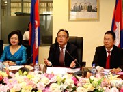 Le Cambodge et l'UE scellent leur coopération commerciale