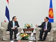 La Thaïlande booste sa coopération avec le Secrétariat de l'ASEAN