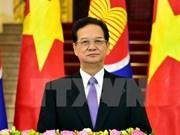 Le PM Nguyen Tan Dung participe au Sommet ASEAN-Etats-Unis