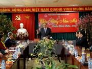 Le vice-PM Nguyen Xuan Phuc demande de bien accueillir les citoyens