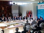 Sommet ASEAN-Etats-Unis: déclaration de Sunnylands
