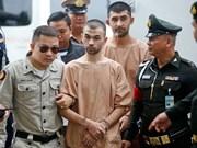 Attentat de Bangkok : les suspects ouïghours plaident non coupable