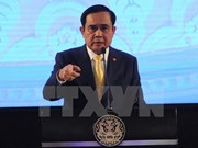 La Thaïlande appelle à régler les différends en Mer Orientale par des mesures pacifiques
