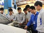 Soutien allemand de la réforme de la formation professionnelle au Vietnam