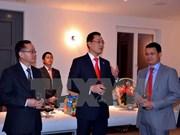 La communauté des Vietnamiens en Suisse s'oriente vers son pays d'origine