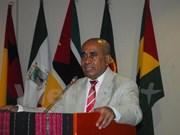 La conférence ministérielle du Commerce de la Communauté des pays de langue portugaise